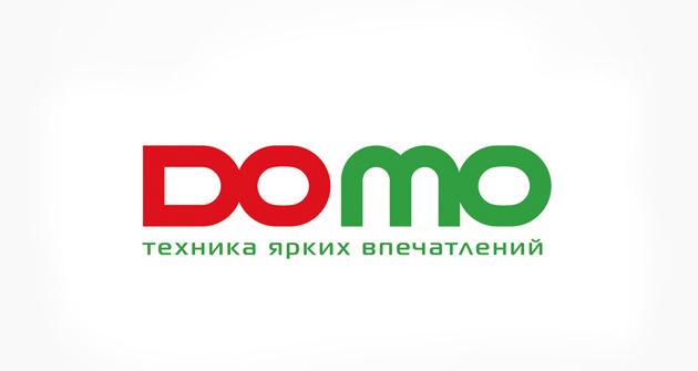 9d3ca7e6a414 рестайлинг бренда сети магазинов бытовой техники DOMO